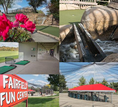 Fairfield Fun Center activities