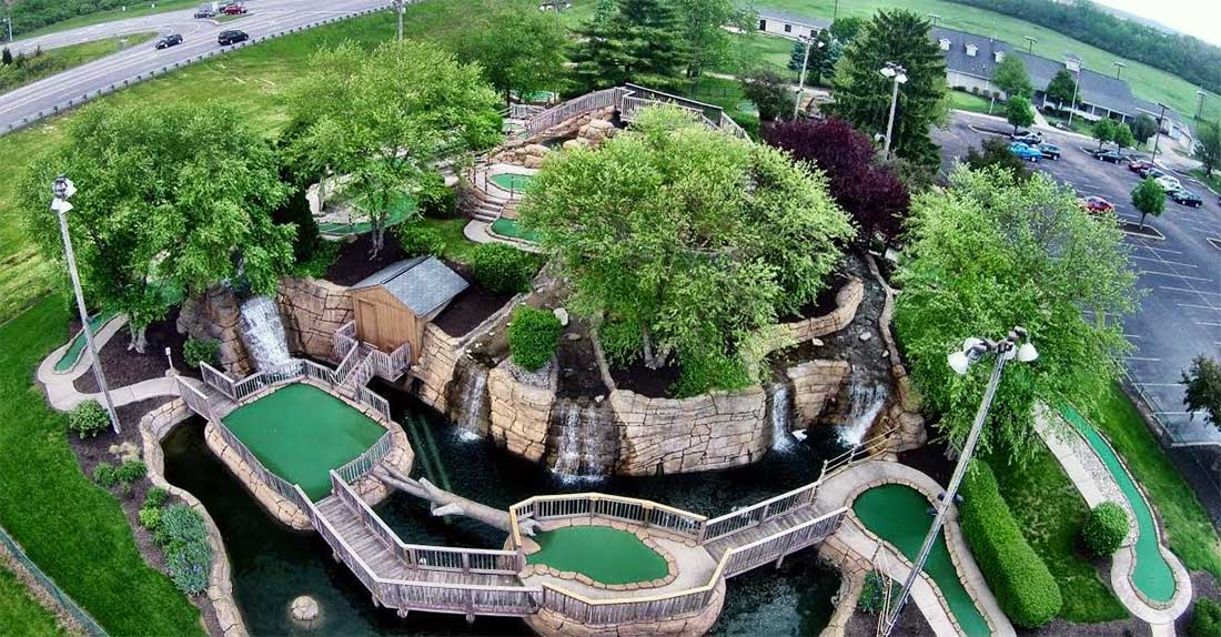 Fairfield Fun Center Miniature Golf Course